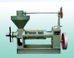 Victor Oil Press Machine